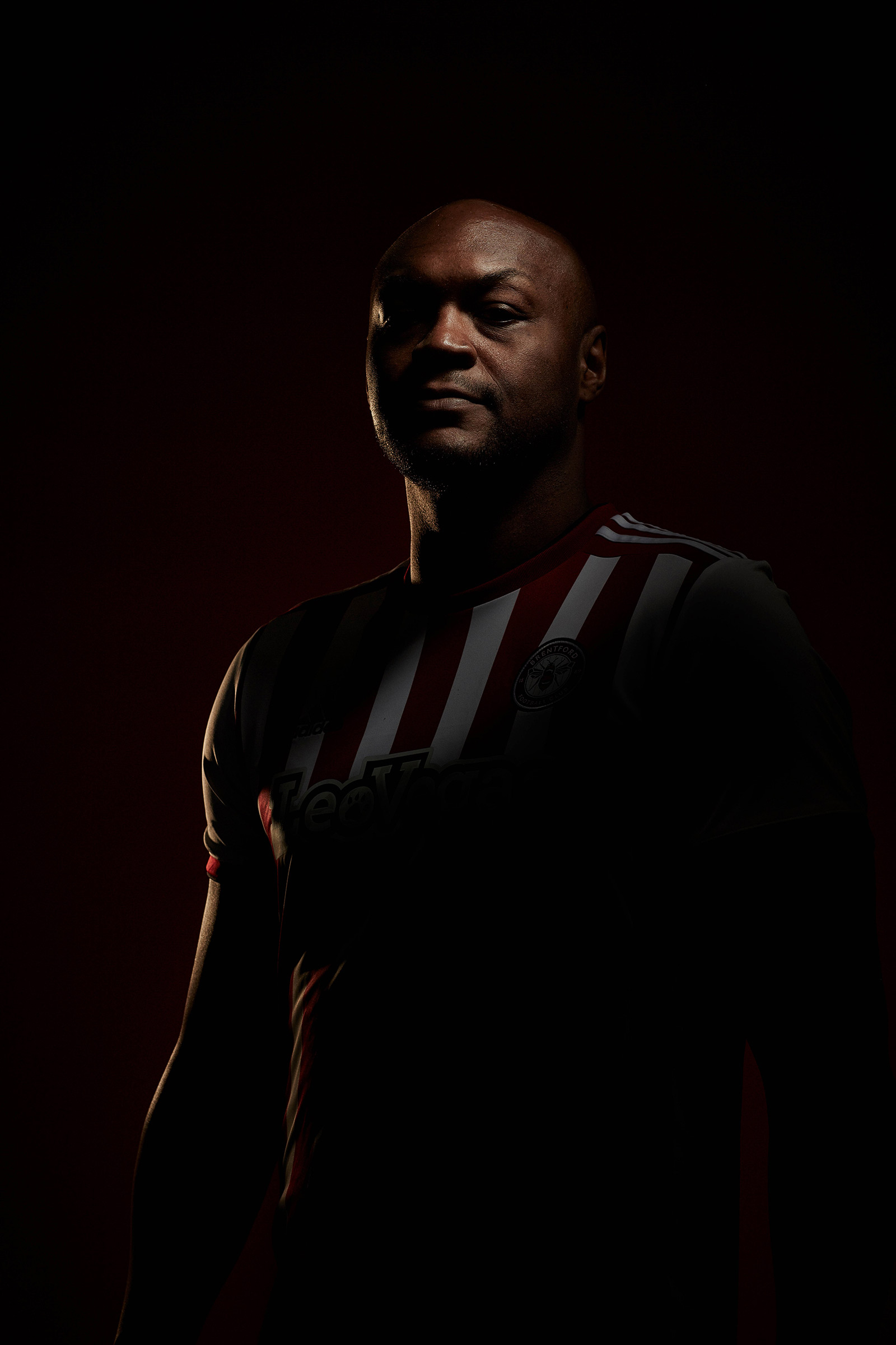 Adidas kit launch for Brentford FC