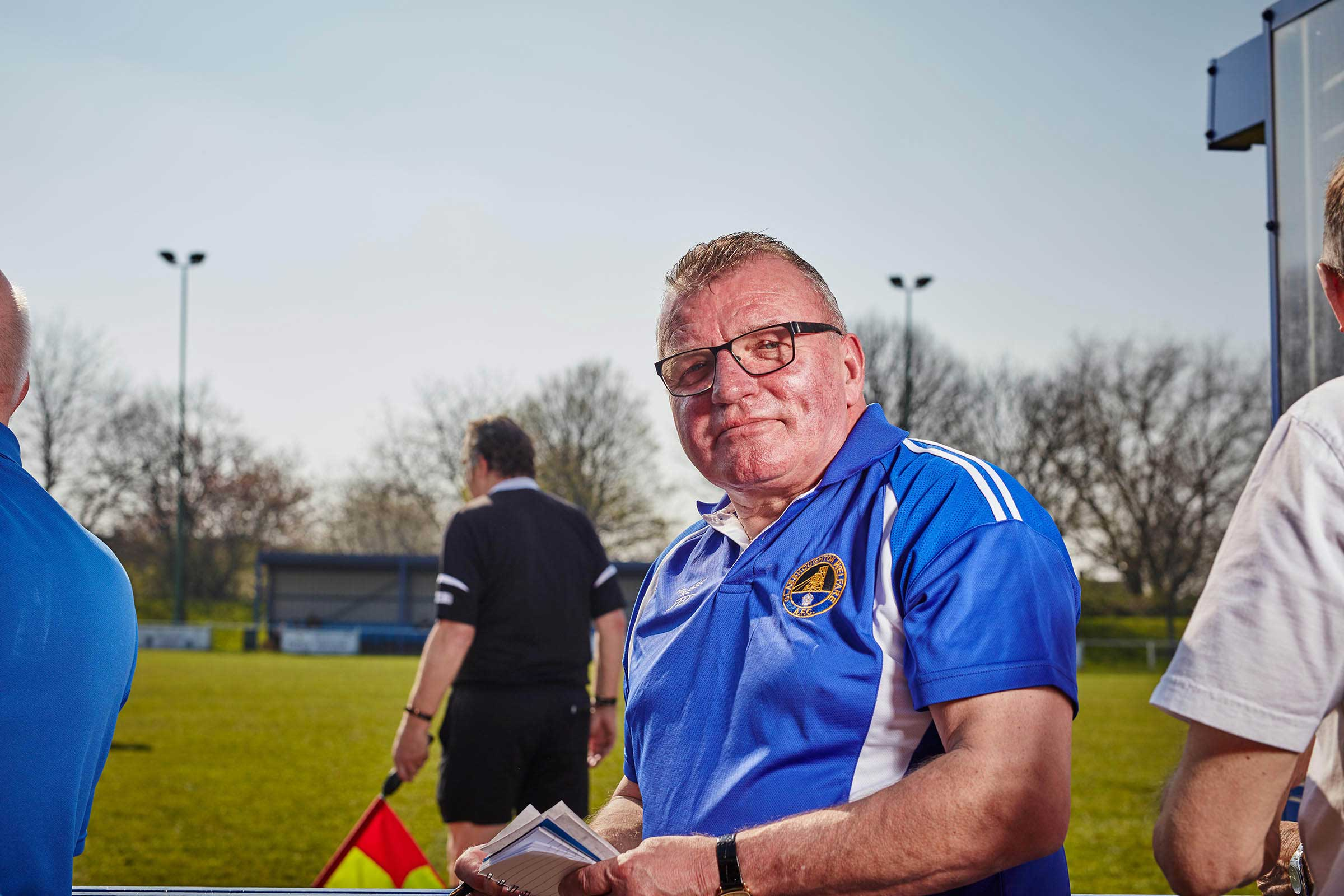 Glasshoughton Welfare FC for Soccer Bible
