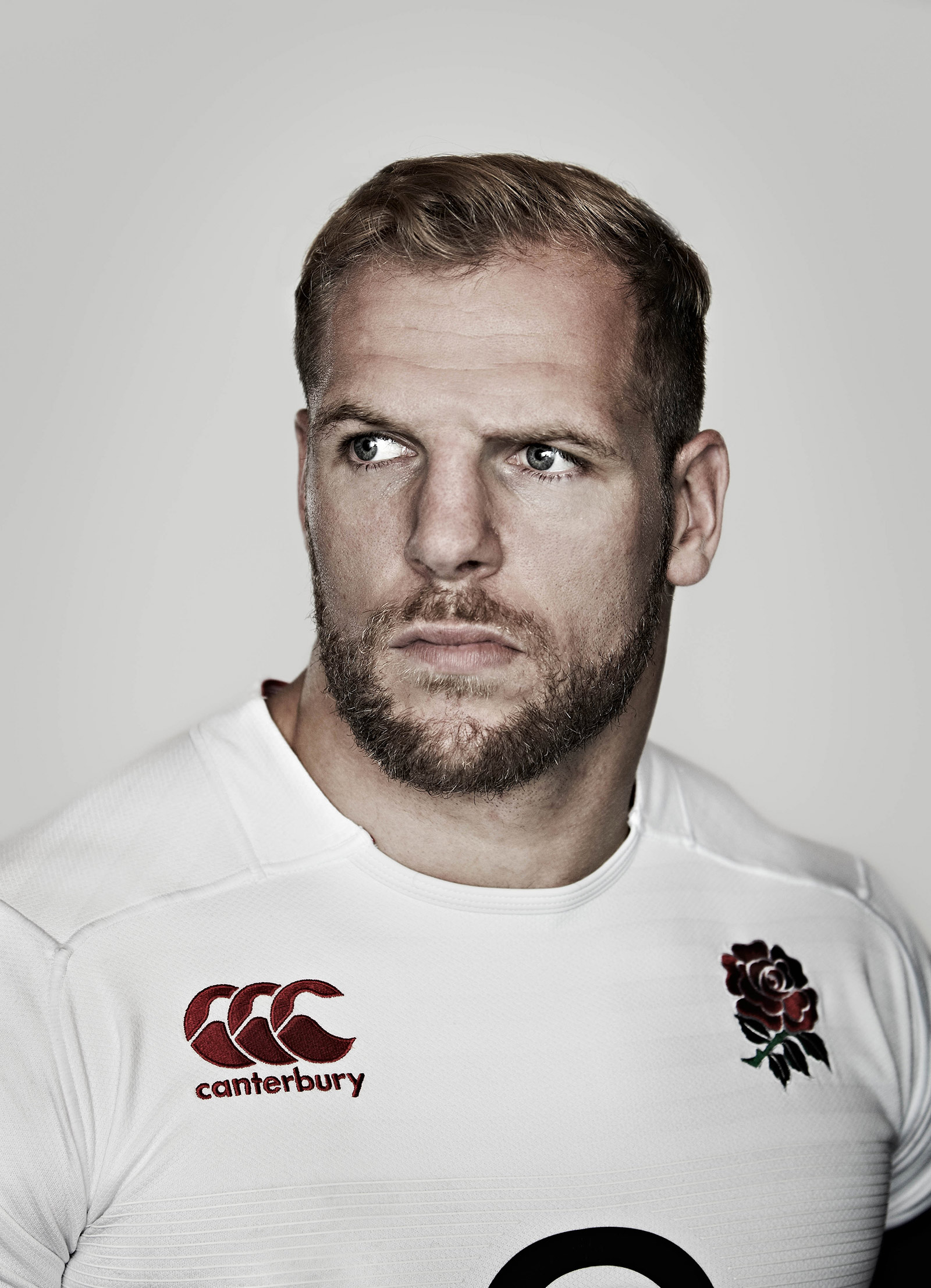 England Rugby International james Haskell