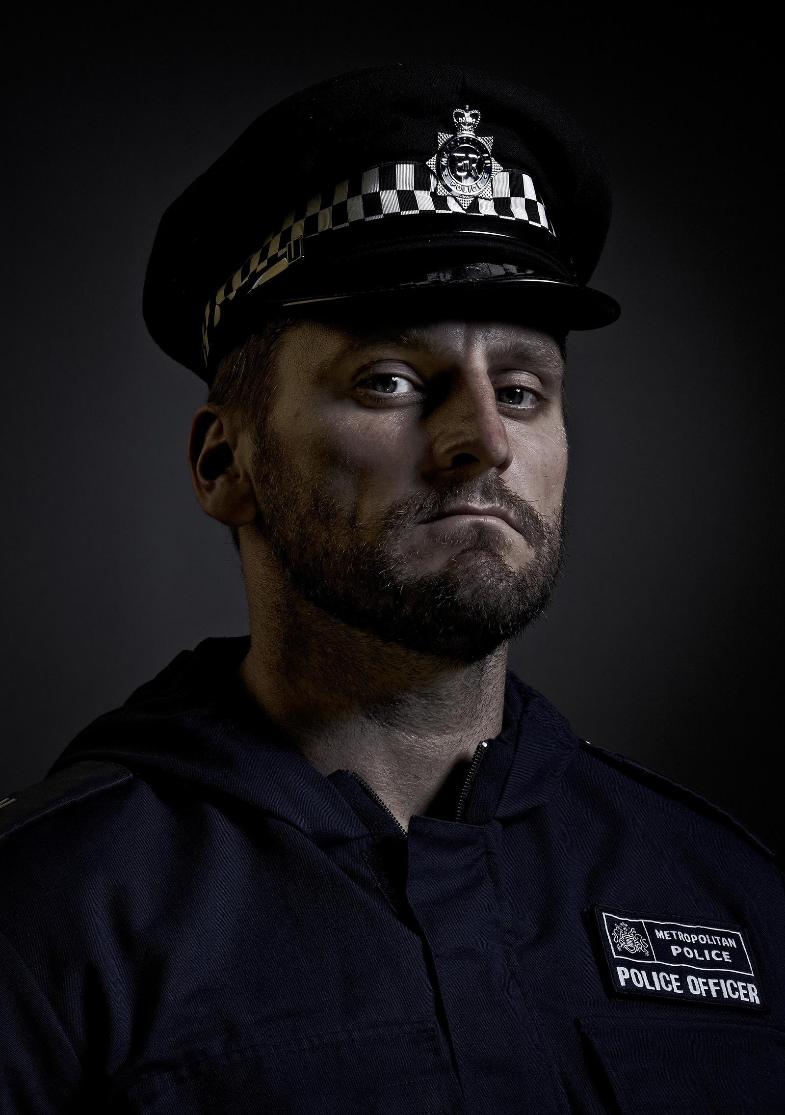 London Metropolitan Police Officer